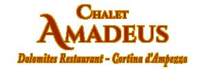 Restaurant Chalet Amadeus